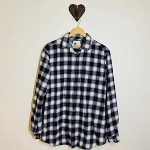 ALEX VANDO - Plaid Flannel Shirt